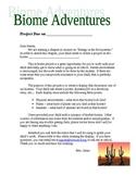 Biome Adventure Habitat Project
