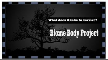 Biome Body Project