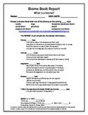 Biome Book Report