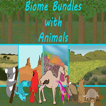 5 Biome Bundle and Animals