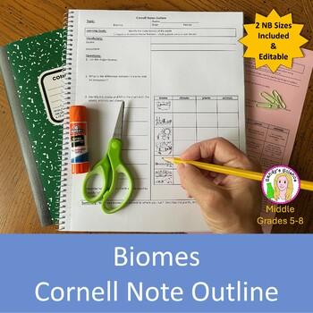 Biome Cornell Notes