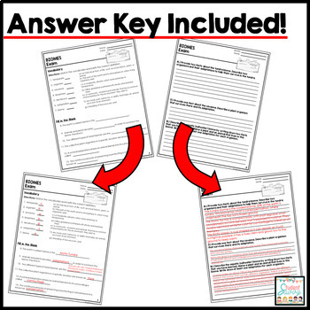 Biomes Exam - Assessment
