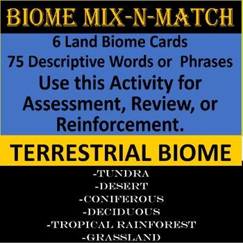 Biome Mix-n-Match