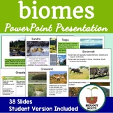 Biome Notes (student version included)