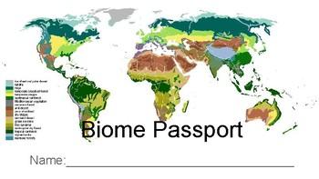Biome Passport