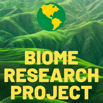 Biome Research Project