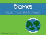 Biome Research Project Graphic Organizer