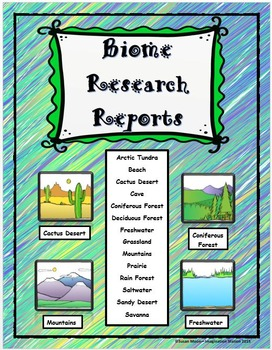 Biome Research Report
