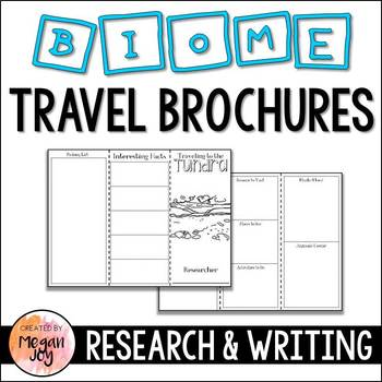 Biome Research Travel Brochures