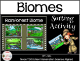 Biome Sorting Activity