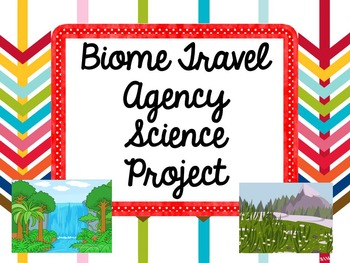 Biome Travel Agency Project