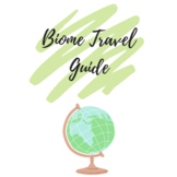 Biome Travel Guide Project