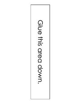 Biome Vocabulary Flip Book