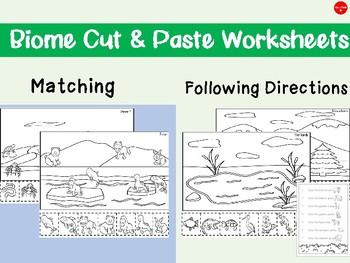 Biome Worksheets