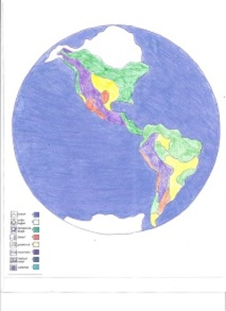 Biome of the World Maps