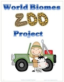 Biome Zoo Exhibit Project