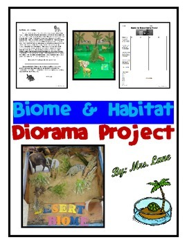 Biome and Habitat Diorama Project