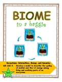 Biome in a Baggie