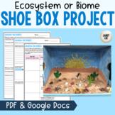 Biome or Ecosystem Shadow Box Rubric