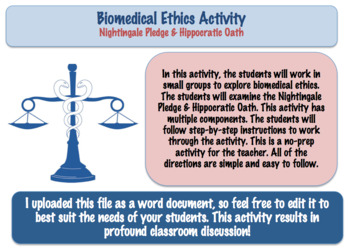 Biomed Guide | A PLTW Resource for Students and Teachers