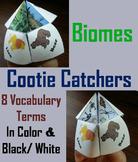 World Biomes Activity (Ecosystems Unit: Animal Habitats)