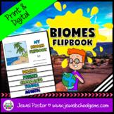 Biomes Activities (Biomes Flip Book)