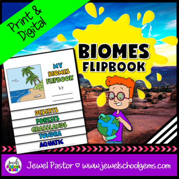 Biome activities teaching resources teachers pay teachers biomes activities biomes flip book fandeluxe Choice Image