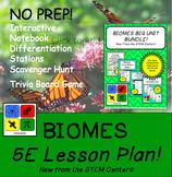 Biomes 5 E Lesson Plan