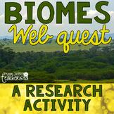 Biomes [A Webquest Activity]