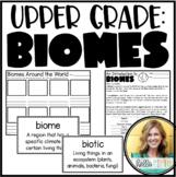 Biomes: An Upper Grade Science Unit