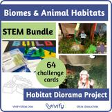 Biomes & Animal Habitats Bundle