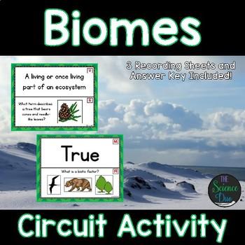 Biomes - Around the Room Circuit