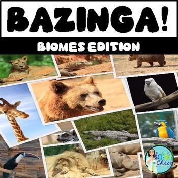 Biomes Bazinga Game