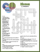 Biomes Crossword Puzzle