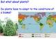 Biomes & Evolution Unit Review Materials - Lesson Presentation & 6 Assignments