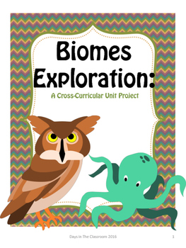 Biomes Exploration