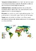 Biomes Handout