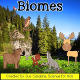 Biomes-Imaginary Creature Project {science}