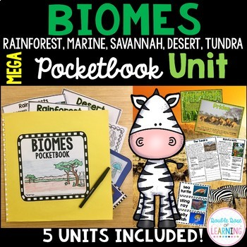 Biomes Research Mega Bundle
