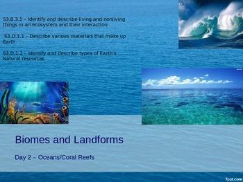Biomes - Ocean/Marine