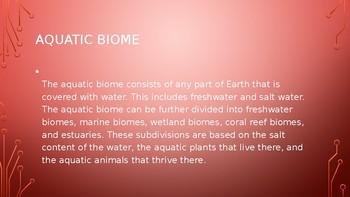 Biomes PP