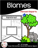 Biomes Pennant Reports