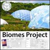 Biomes Project - PBL
