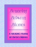"Biomes Review Activity - ""Bouncing Between Biomes"""