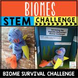 Biomes Project STEM Challenge
