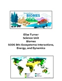 Biomes Science Unit