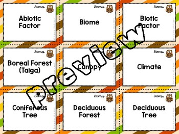 Biomes Slap Game