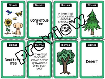 Biomes Spoons Game
