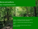 Biomes - Temperate Forest