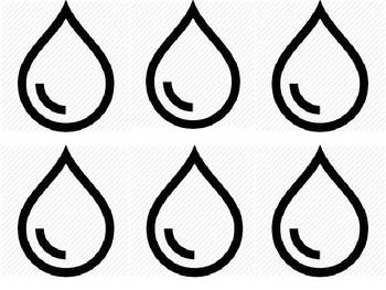 Biomes Temperature and Rainfall Clip Art